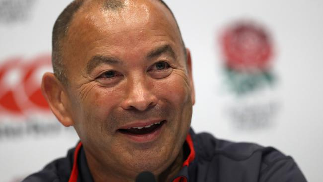 Eddie Jones will stay in charge of England until 2021.