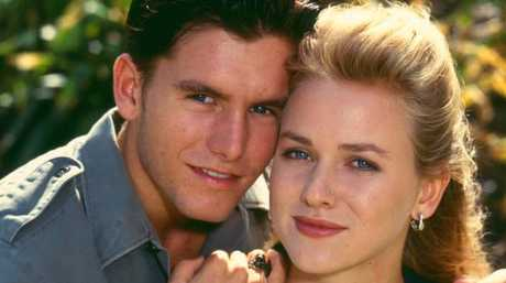 Naomi Watts had a brief stint on Home and Away. Picture: News Corp Australia