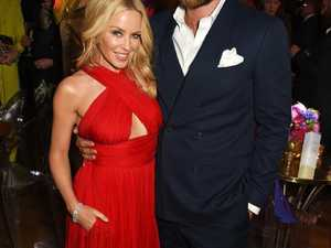 Kylie Minogue: It helped me through heartache
