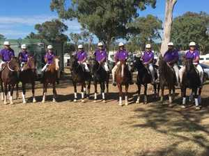 Grafton Polocrosse sign on Day, training and  coaching from State represented players.