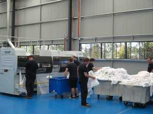 Vanguard Laundry to expand Toowoomba operations