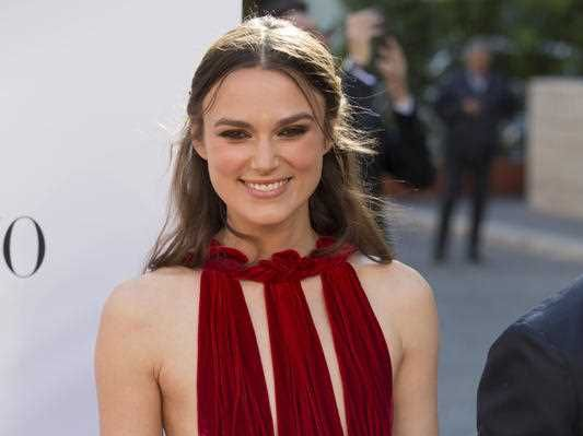 Keira Knightley speaks up that sexual assault isn't just in Hollywood