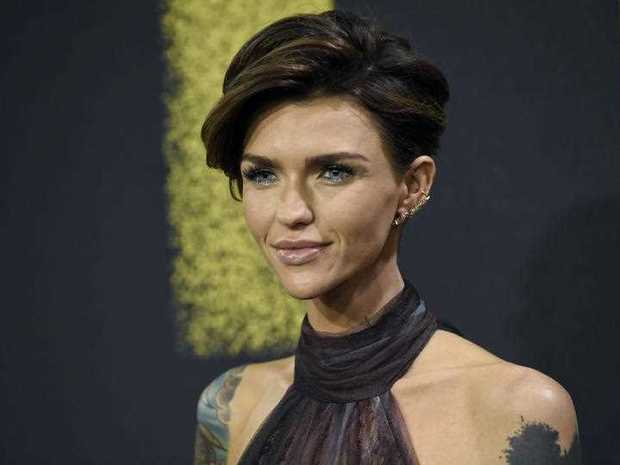 Ruby Rose reveals she's wheelchair-bound after back surgery