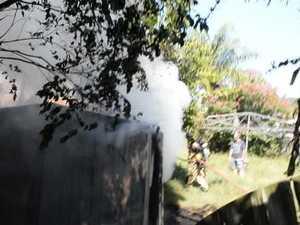 Fire in Tiger Street