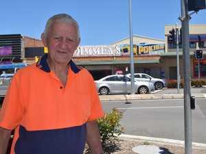 RAIL PROPOSAL: Nambour resident Alan Sheppard said a
