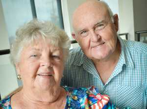 Carol and Alan Pease are celebrating their 50th