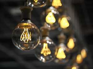 Create warmth with vintage-style light bulbs.