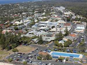 Land values skyrocket in industrial part of coastal town
