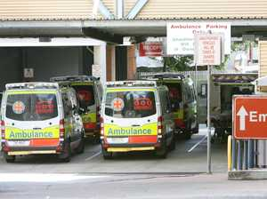 Toowoomba emergency patients made to wait