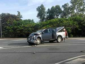 Anzac Avenue Marian Crash