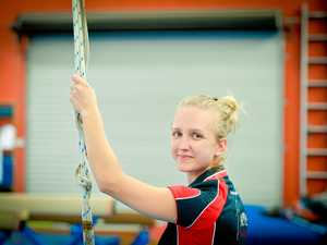 RECOGNITION: Gladstone Gymnastics Club coach Solenn Bardy won Acro Coach of the Year at the recent Gymnastics Queensland awards night.