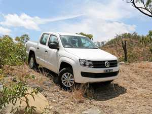 Stolen ute believed to be in local area sought by police