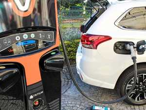 BMW ups the voltage on government electric vehicle policy