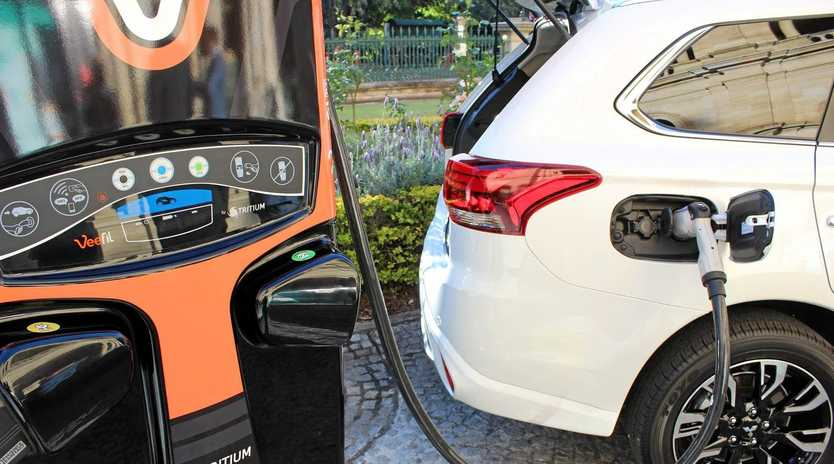 BMW has called on the Federal Government to offer tax relief for buyers of electric cars.
