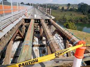 Heritage bridge repairs are on the move