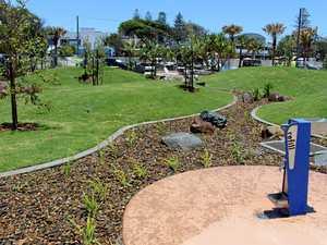 Kingscliff Foreshore park upgrades power on