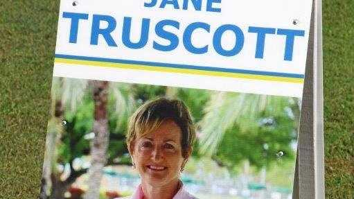 Dr Jane Truscott has officially entered the race for Div 8.