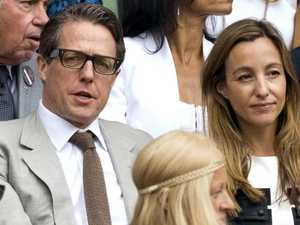 Hugh Grant to be father of 5
