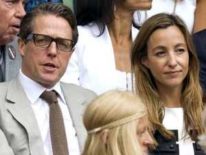 Hugh Grant's tangled family situation