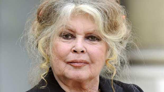 French Film Legend Brigitte Bardot Slams
