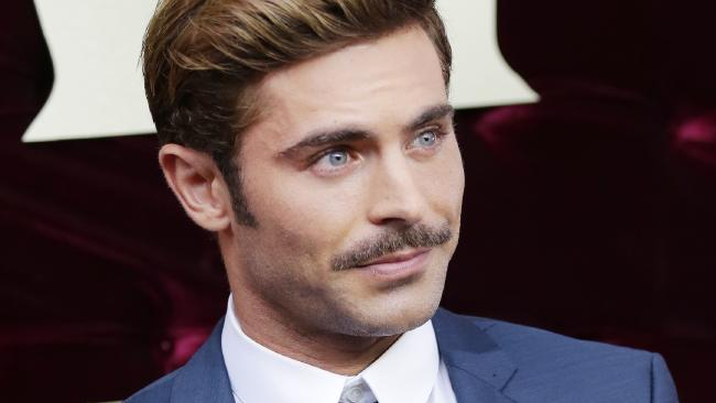 Zac Efron stars as serial killer Ted Bundy in new movie Extremely Wicked, Shockingly Evil and Vile. Picture: Christian Gilles