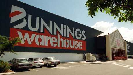 Frank James Klacek stole a drill from Bunnings Warehouse in Oxenford.