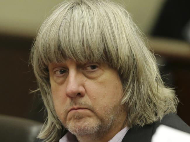 David Allen Turpin in court. Picture: Terry Pierson/The Press-Enterprise