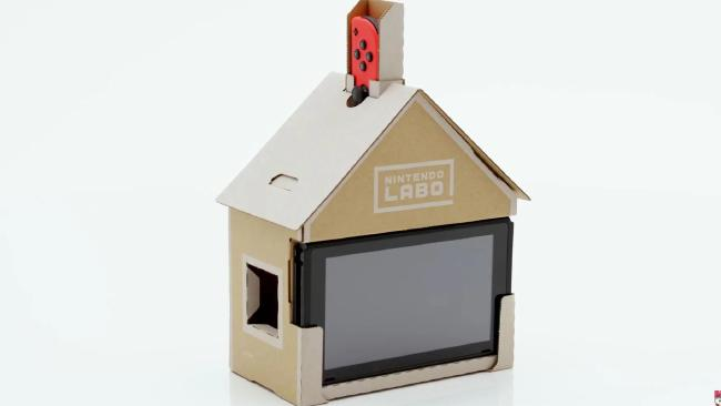 Nintendo has made it possible to own a house.