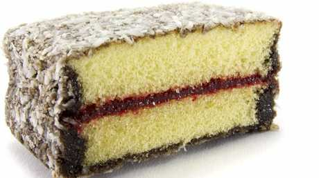 The humble lamington is in the middle of a war over its origins. Picture: istock