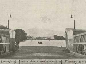 Fitzroy Floods, 1918
