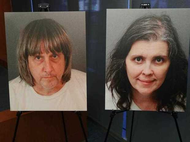 The two parents were charged with multiple counts of Child abuse, torture, abuse of dependent adults and false imprisonment and could face close to 100 years to life in prison if convicted.
