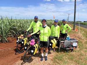 Bundaberg family to cycle across Australia on year-long trip