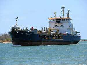 Brisbane to dredge shipping channels at Port of Bundaberg