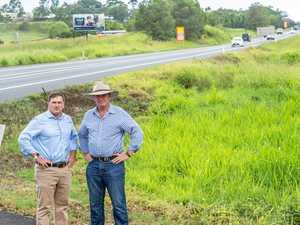 Federal Govt hands over funds for Cooloola-Noosa road