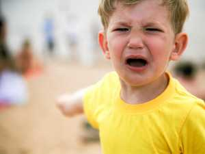 Back to school: My son throws the wildest tantrums