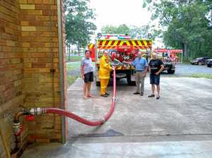 Bonville brigade receives much-needed funds