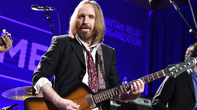 Tom Petty performs onstage in 2016.