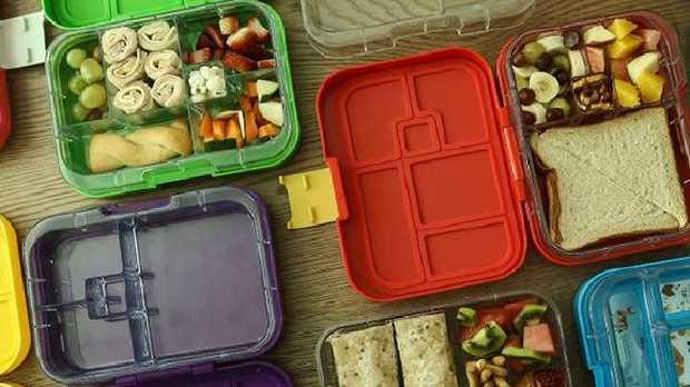 Back to school 2018: lunch box ideas.