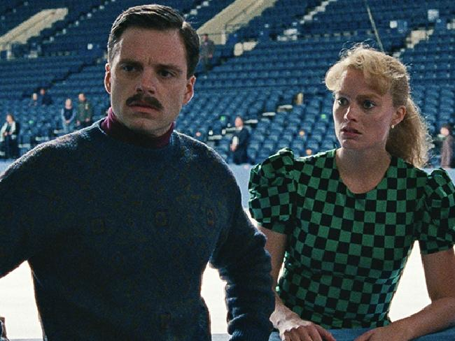 Sebastian Stan and Margot Robbie are unreliable narrators in I, Tonya.