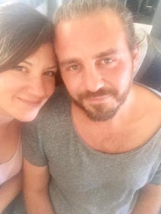 McGlynn moved to Prague to with is Czech-born wife Katka.
