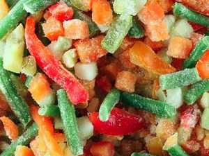 Frozen vegetable review
