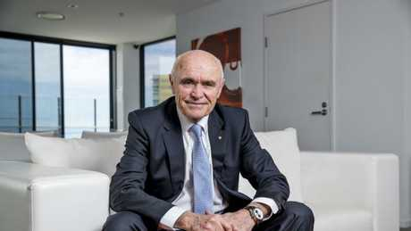 Wealthy Melbourne businessman Paul Little is taking legal action after Palazzo Versace's owners moved to boot the luxury spa centre out. Picture: Jerad Williams