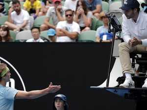Aus Open's horribly 'shocking' meltdown