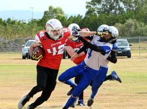 Mackay Mavericks versus Townsville Cyclones in north