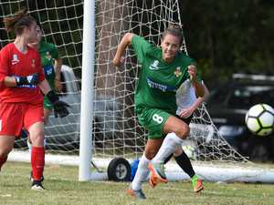 SOCCER: Sunshine Coast Wanderers v Mitchelton FC