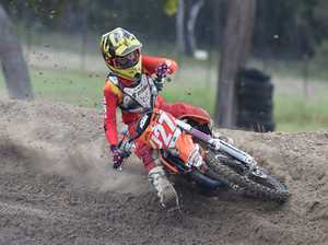 Hervey Bay Motocross practice day - 65cc practice