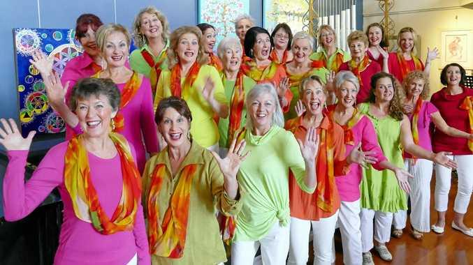 SING ALONG: Hot Ginger Chorus.