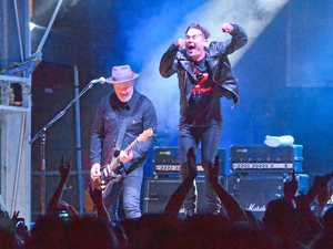 HOTTER THAN HELL: Festival hits all the right notes