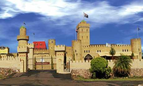 SUNSHINE CASTLE: The castle has been open at Bli Bli since 1973.