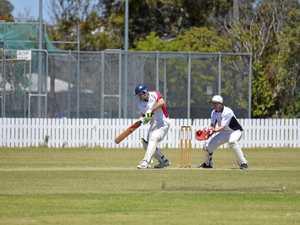 Benn bats well in memory of cricket mate